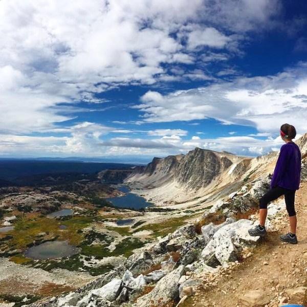 Medicine Bow Peak, Laramie, Wyoming