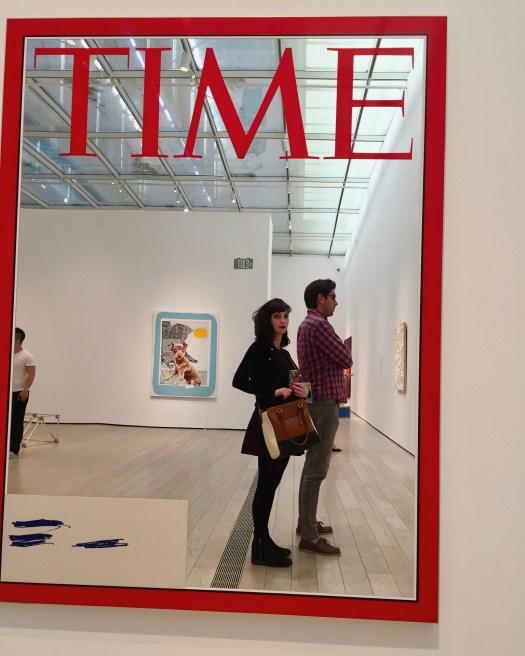 TIME, LACMA
