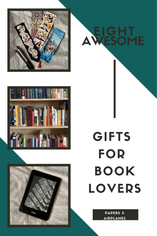8 Awesome Gifts for Book Lovers