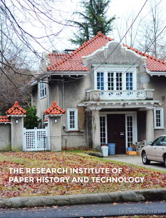 Research institute of paper history and technology