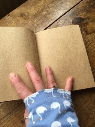 organic notebook
