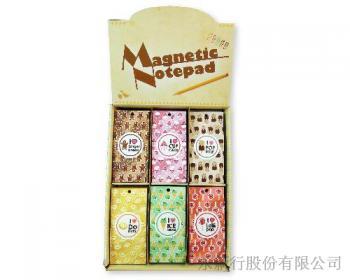 甜點~磁鐵便條本-MP-4805,0