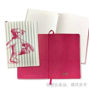 軟式布料精裝筆記本-客製化,3