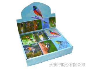 動物便條系列鳥便條紙-便條紙_M-14447,1