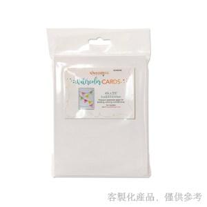 客製化DIY水彩紙卡片信封組 -卡片,1