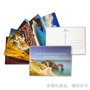 客製化知名國外景點明信片封套-卡片封套,1