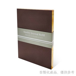 客製化燙金邊縫線筆記本-燙金邊筆記本,1