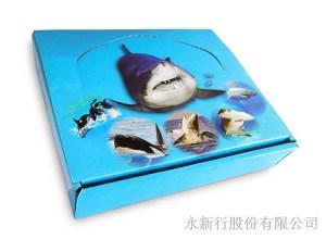 動物便條系列鯨鯊-便條紙_M-14448,1