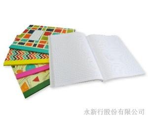復古幾何系列筆記本-復古幾何系列筆記本73-08N,2
