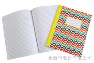 復古幾何系列筆記本-復古幾何系列筆記本73-08N,3