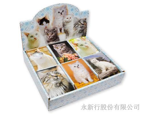 動物便條系列貓-貓便條紙_M-14439