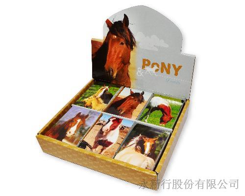 動物便條系列馬便條紙-便條紙_M-14420