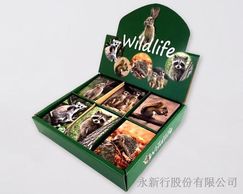 動物便條系列Wildlife-動物便條紙M-14450