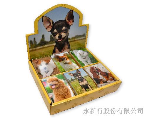 動物便條系列狗-便條紙_M-14438