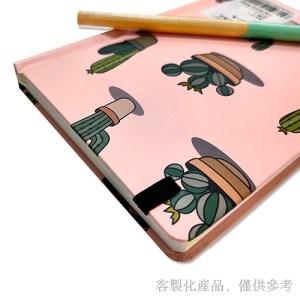 客製化印刷縫線筆記本組01