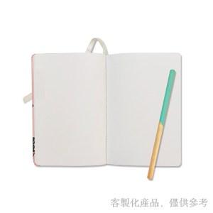 客製化印刷縫線筆記本組02