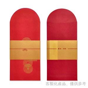 客製化精品紅包袋組合-精品紅包袋,2