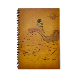 Customized Stone Paper Wire-O Bound-Notebook-4