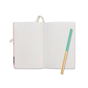 Customized Sewn Binding Notebook,2