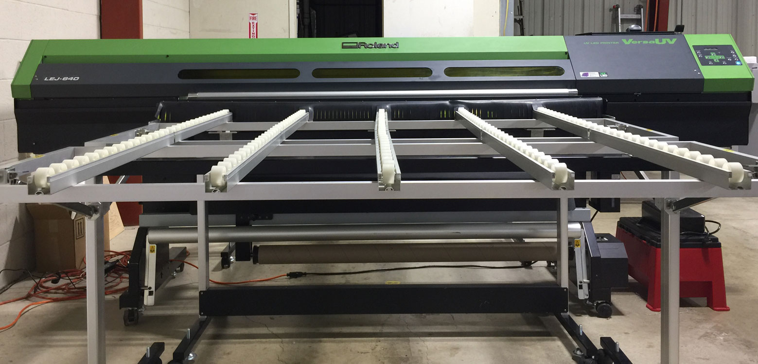 Large Format/Flatbed Printing