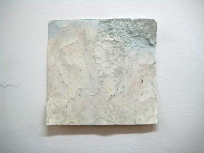 Clare Money 'Fragment', paper, 15x15cm, 2013