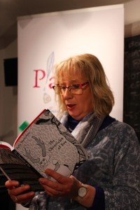 Jill Munro reads 'Great Tits, Fat Balls'