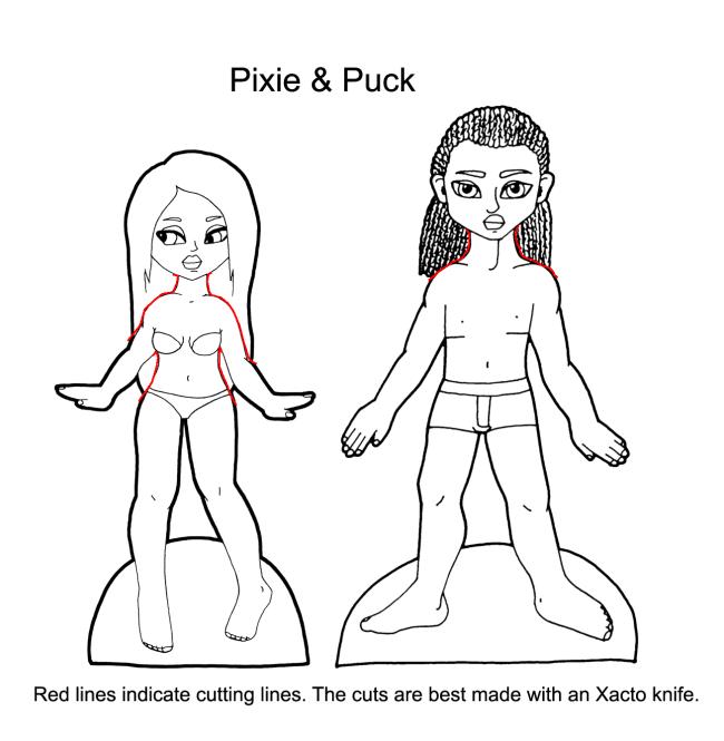 PandP-diagram