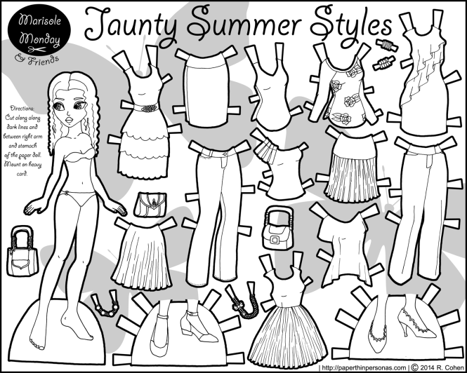 jaunty-summer-styles-paper-doll-BW