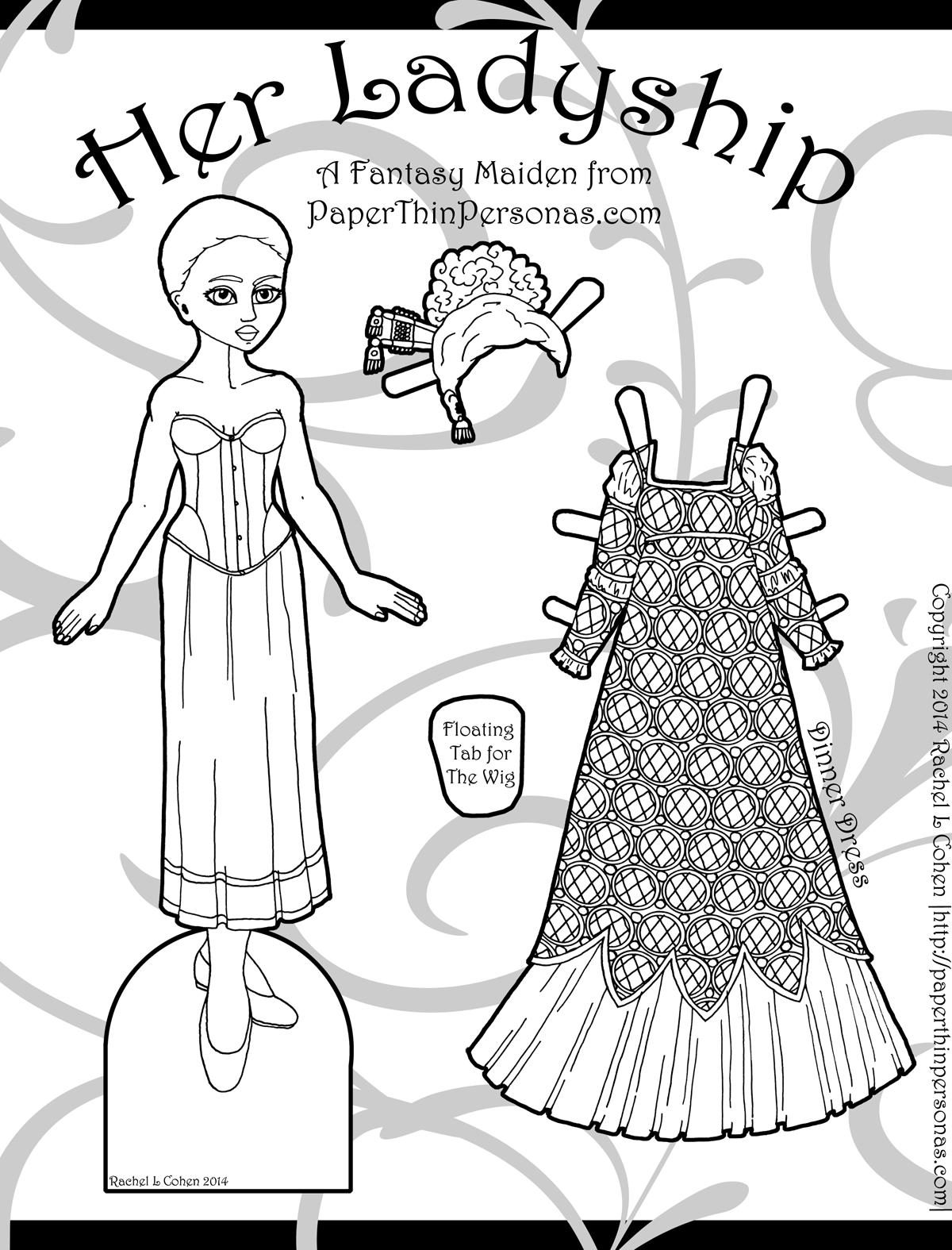 princess archives page 6 of 10 paper thin personas Grammy Dress 2014 click here for a pdf to print click here for a to print click here for more gowns