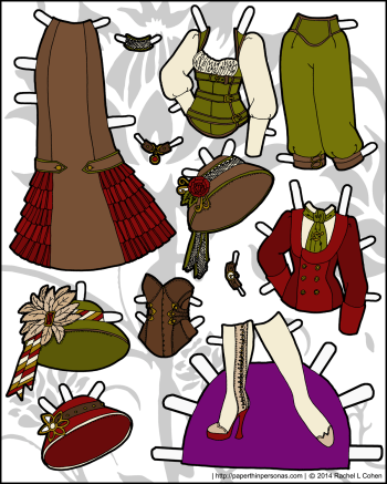 mannequin-steampunk-clothes