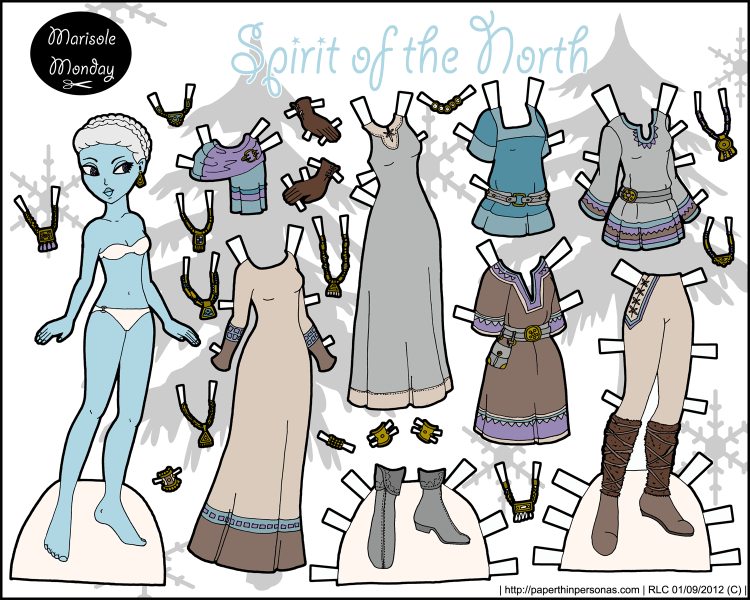 marisole-paper-doll-spirit-of-the-north