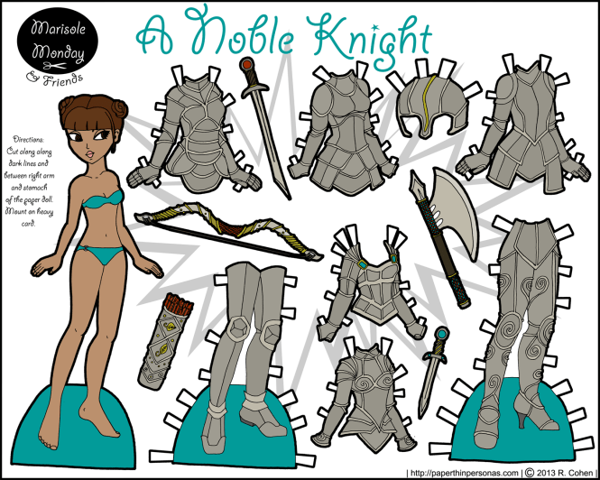noble-knight-marisole-paper-doll-color