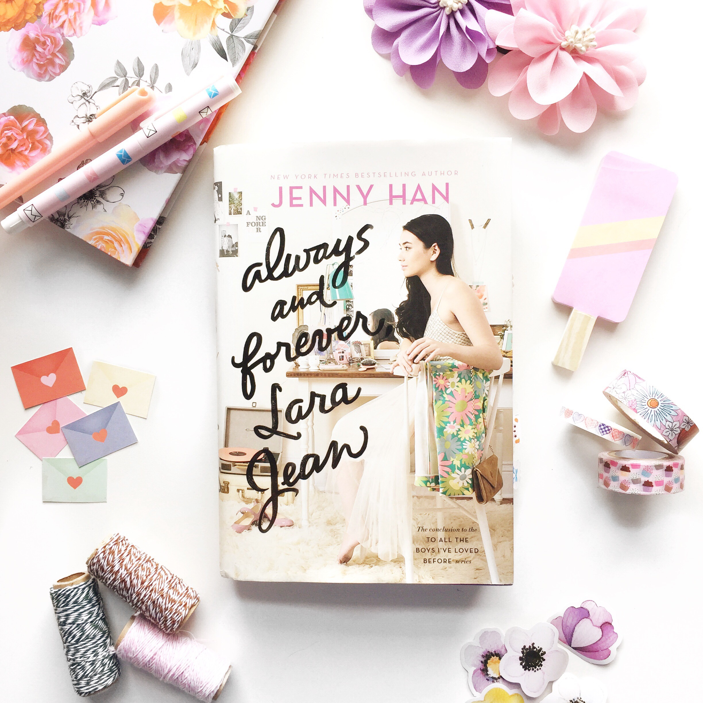 Image result for always and forever, lara jean