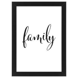 """Plakat """"Family"""" #019"""