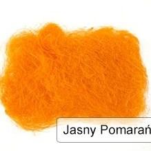 Sizal jasno pomarańczowy