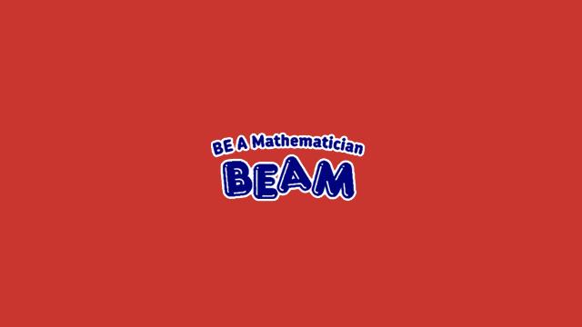 Beam: Be A Mathematician