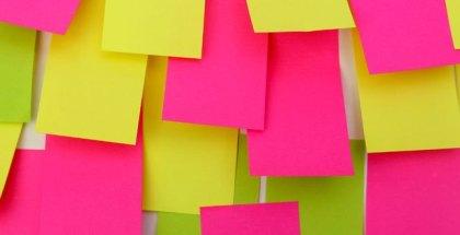 great post-it note ideas