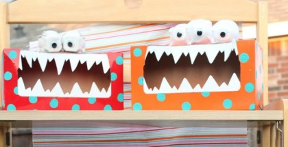 monster tissue box tutorial