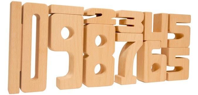 Sumblox: Unique Wooden Building Blocks for Maths