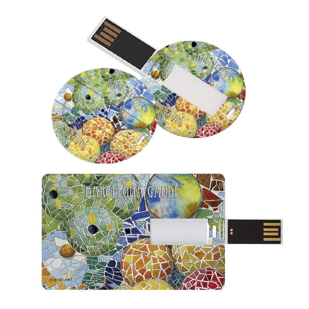 "Memoria USB ""Tech"""