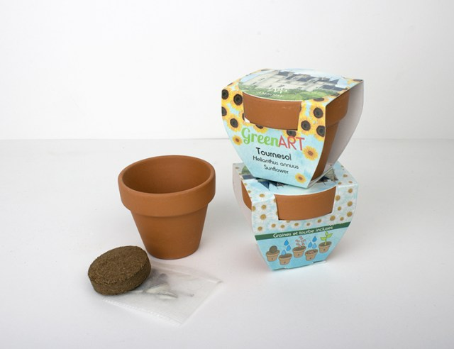 "Flower Pot ""GreenArt"""