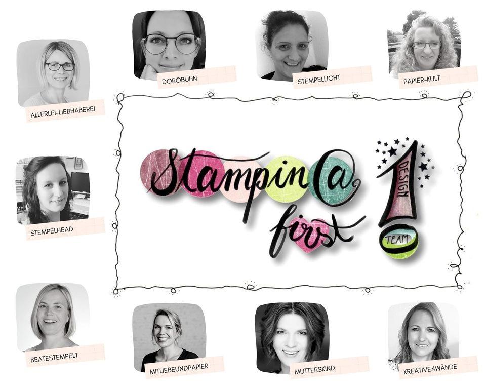 Stampin@first Designteam