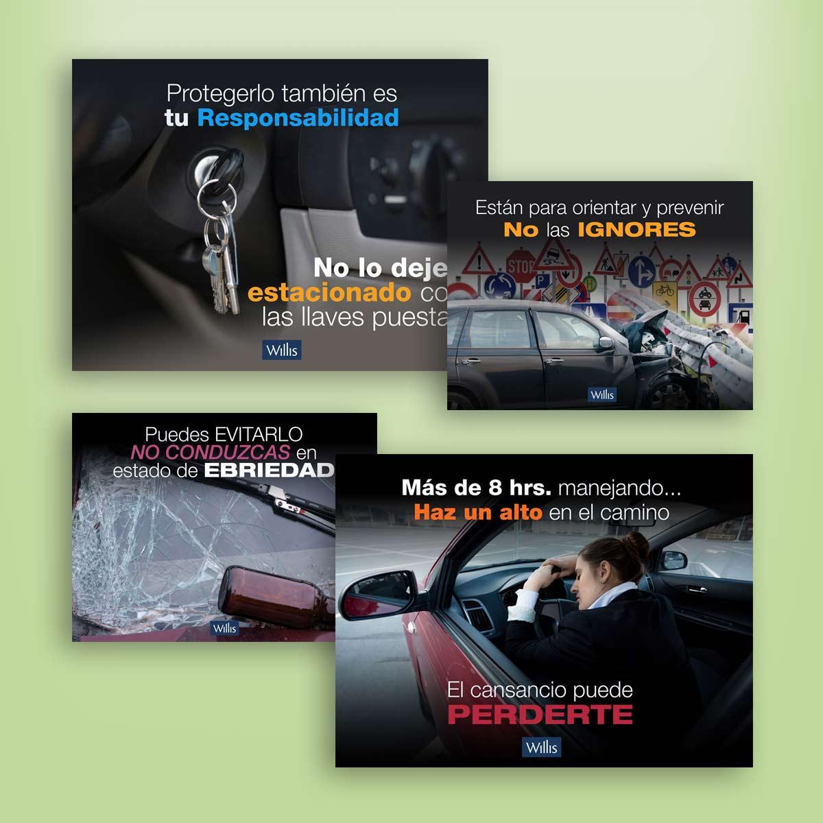 diseño de campaña preventiva