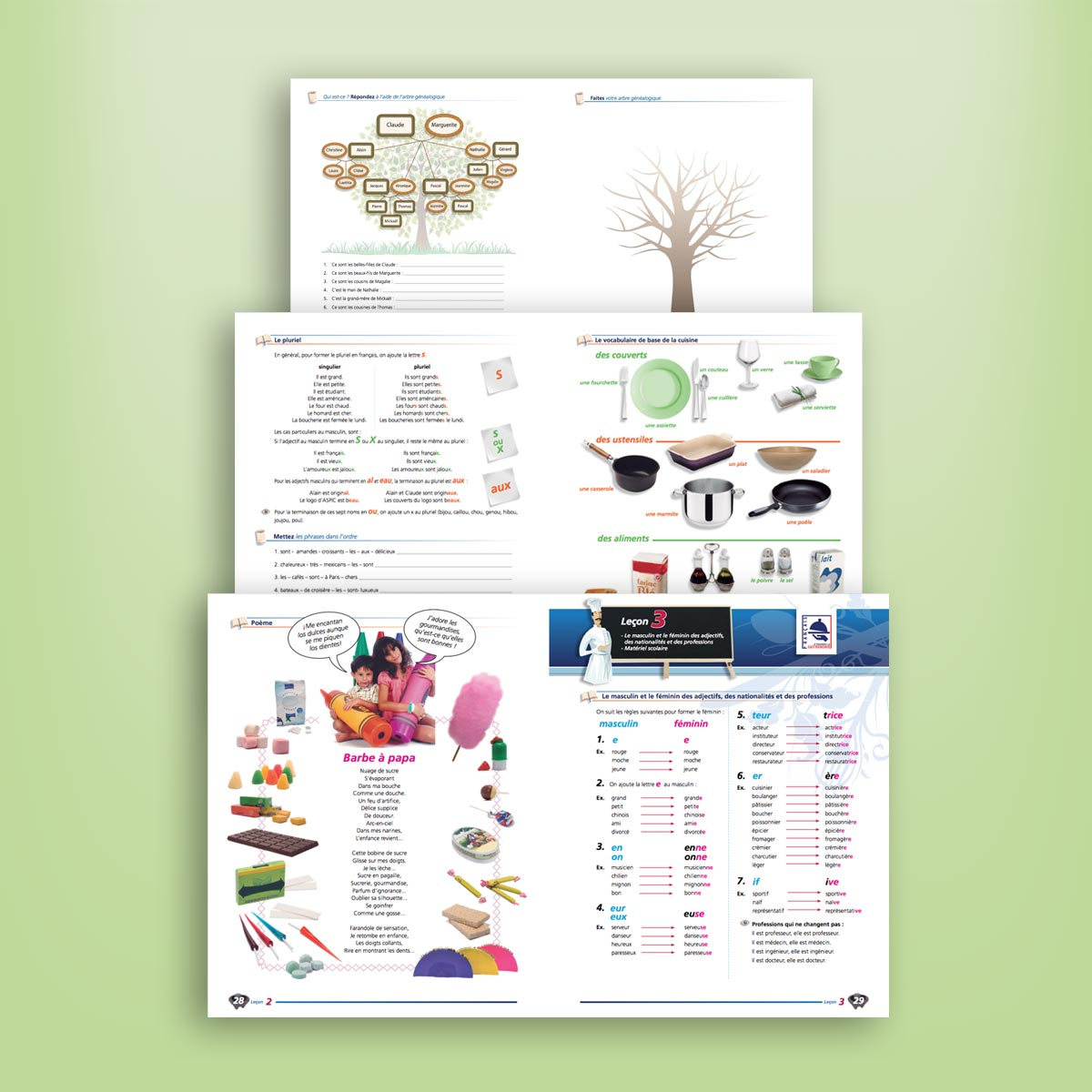 diseño gráfico e ilustración