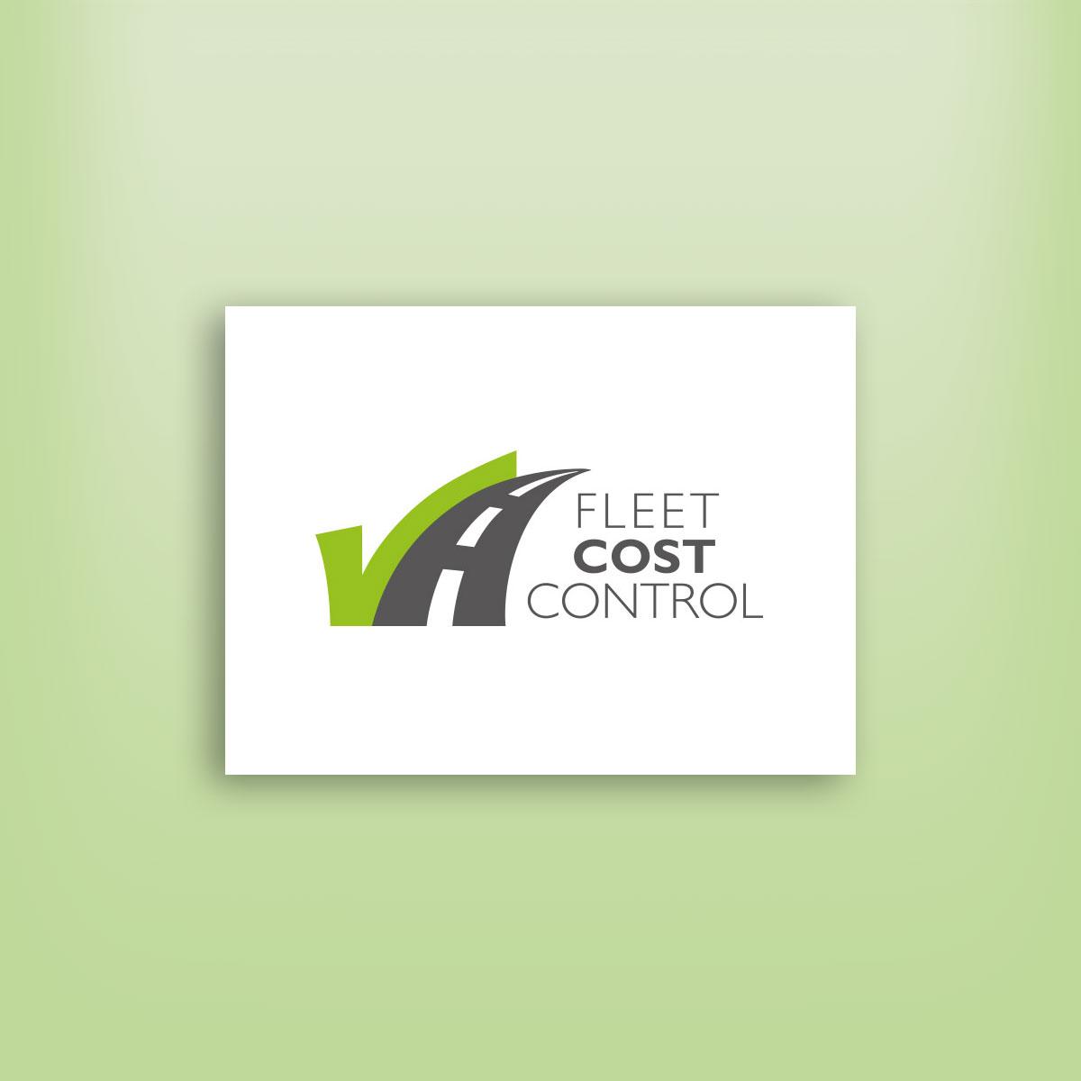 diseño de logotipo fleet costo control