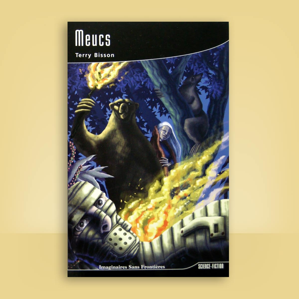 ilustración para portada de libro novela