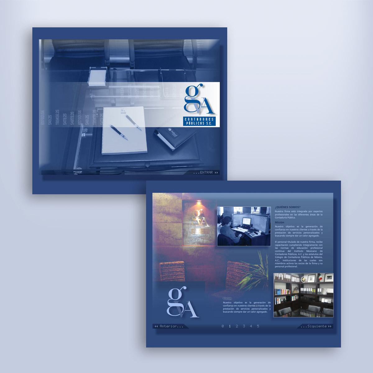 multimedia para cd promocional GVA
