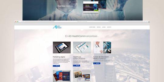 diseño web y desarrollo wp