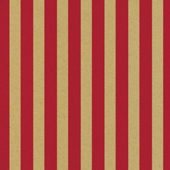 2335 Cherry & Kraft Big Stripe