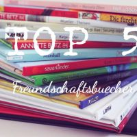 TOP 5 - Freundebücher